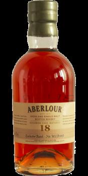 Aberlour 18-year-old Bourbon