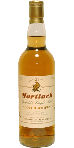 Mortlach 21-year-old GM