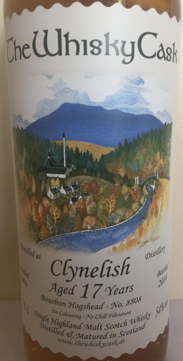 Clynelish 1996 TWC