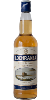 Lochranza Finest Blended Scotch Whisky IoA