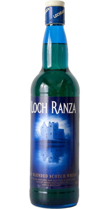 Lochranza Old Blended Scotch Whisky IoA