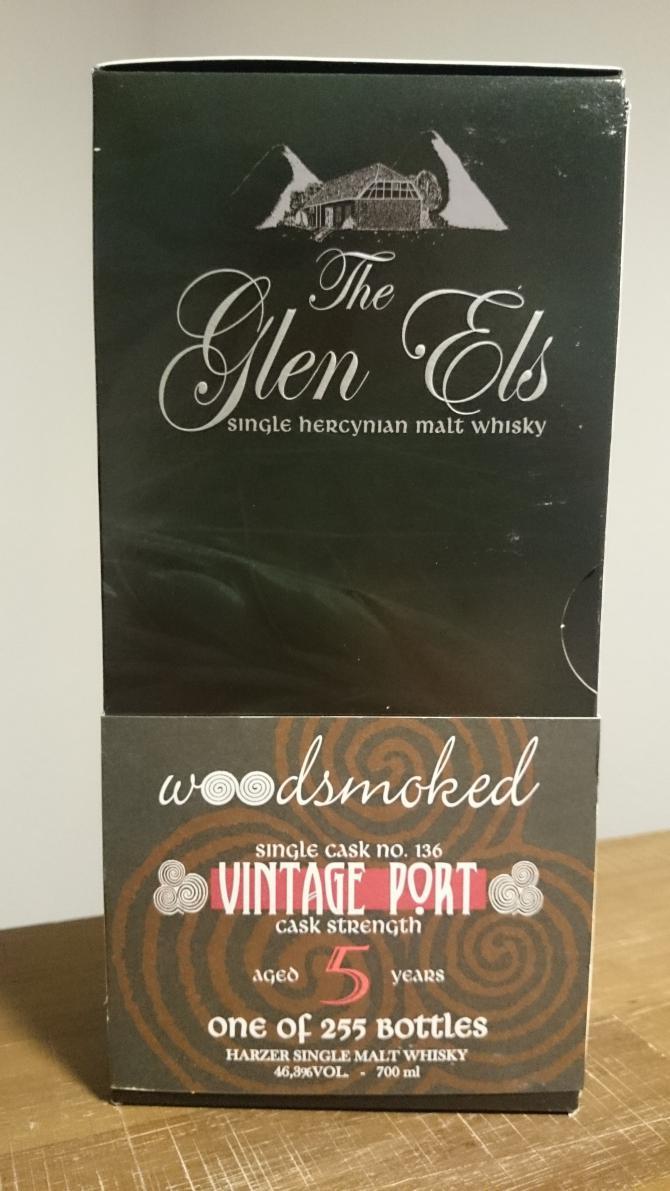 Glen Els 2008 Woodsmoked