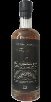 The Lost Distilleries Blend Batch 4
