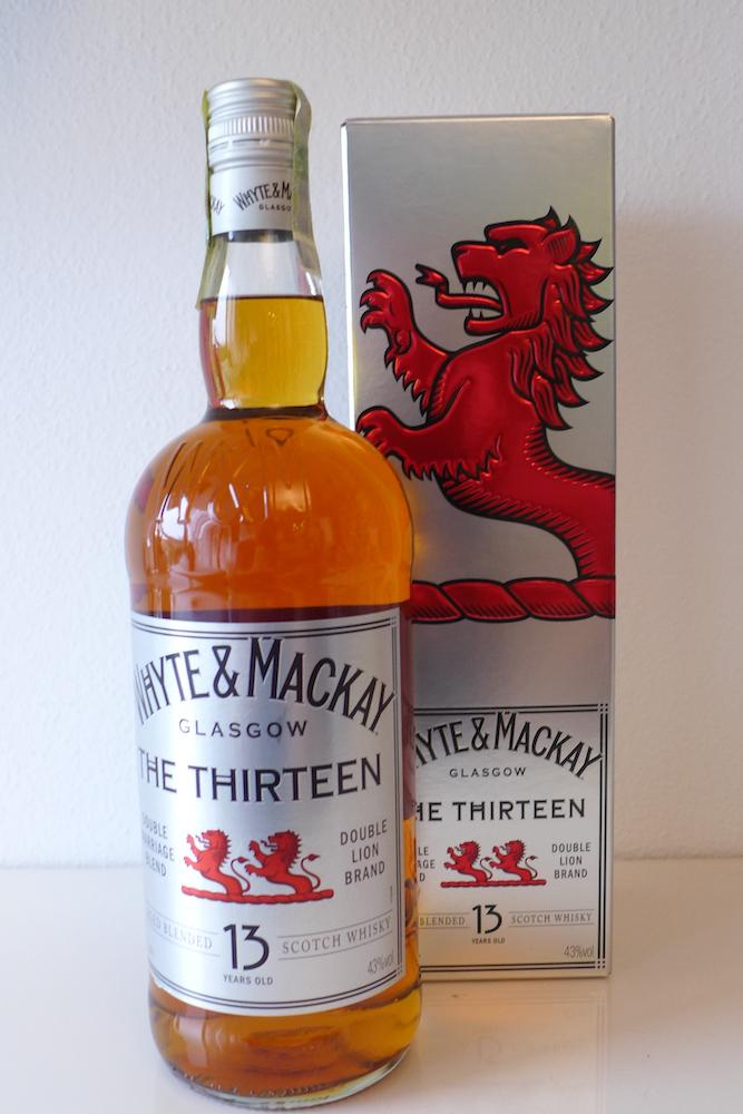 Whyte & Mackay 13-year-old