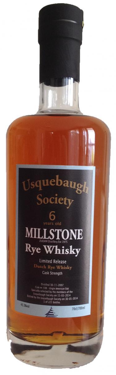 Millstone 2007 US