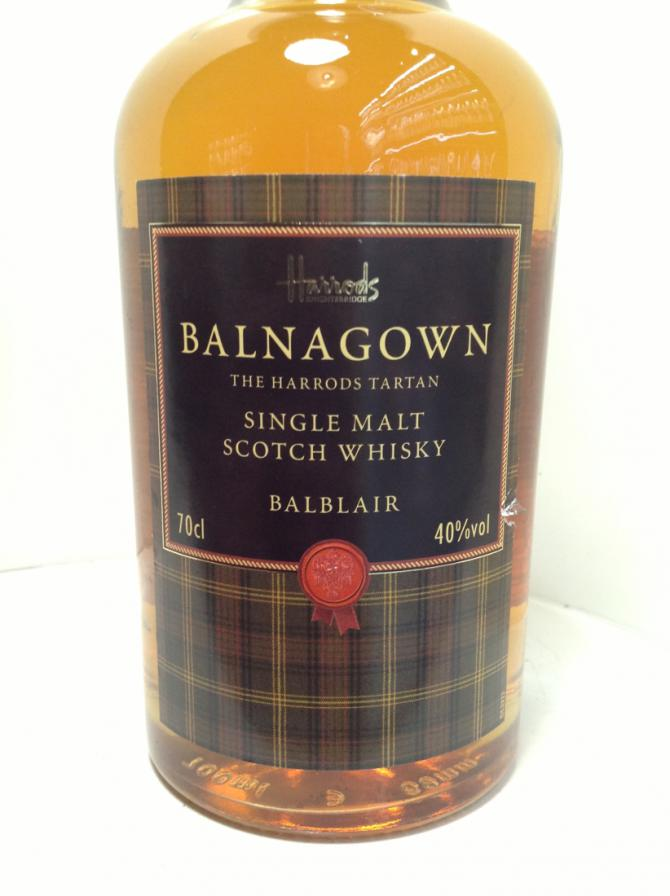 Balnagown The Harrods Tartan