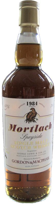 Mortlach 1984 GM