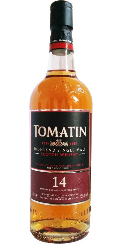 Tomatin 14-year-old