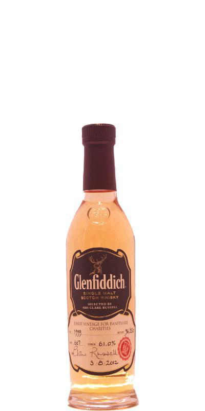 Glenfiddich 1999