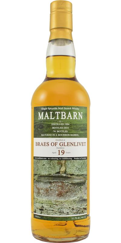 Braes of Glenlivet 1994 MBa