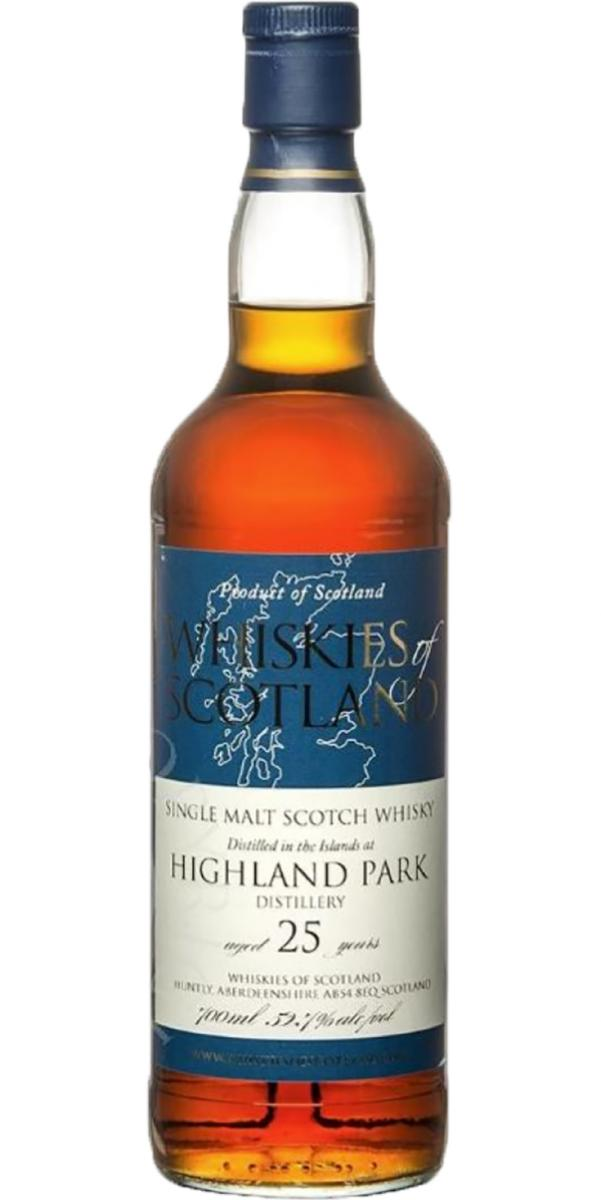 Highland Park 25-year-old SMD