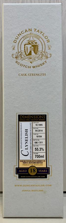 Clynelish 1995 DT