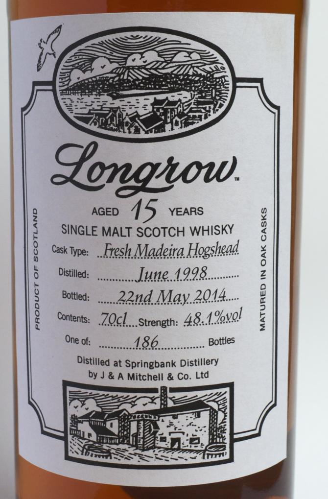Longrow 1998