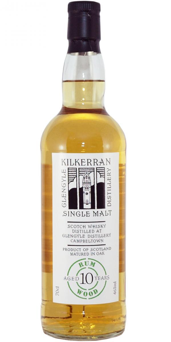 Kilkerran 2004 Rum