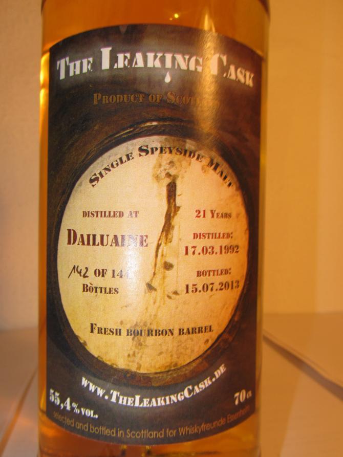 Dailuaine 1992 TLC