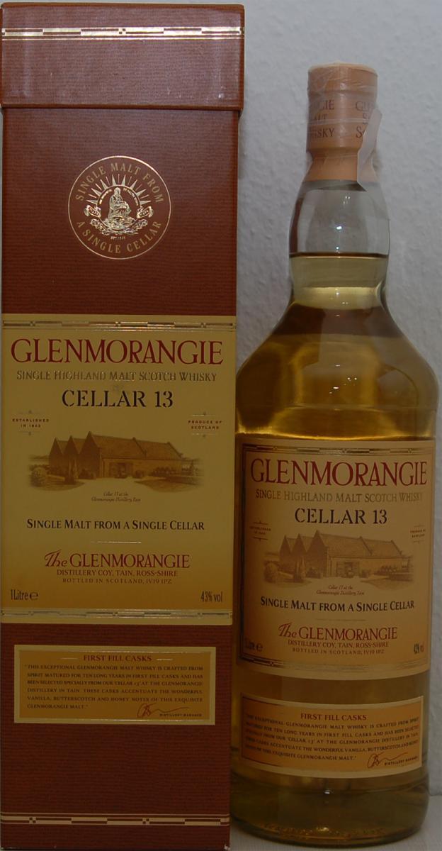 Glenmorangie Cellar 13