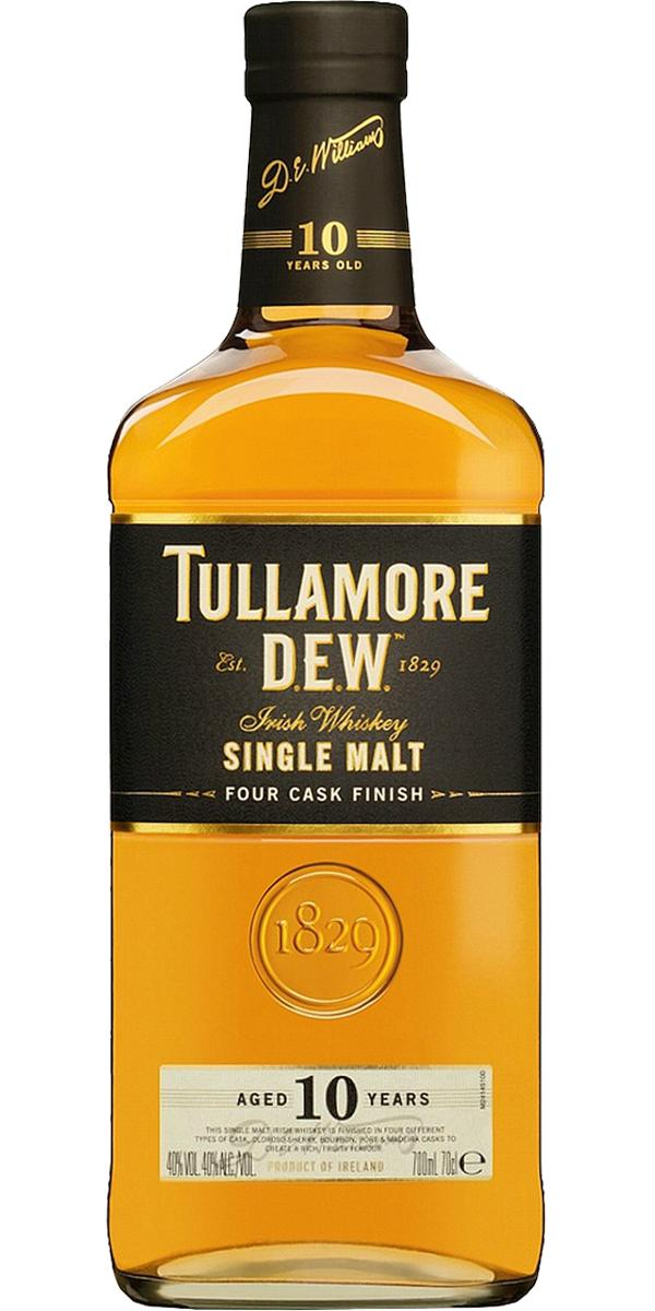 Tullamore Dew 10-year-old