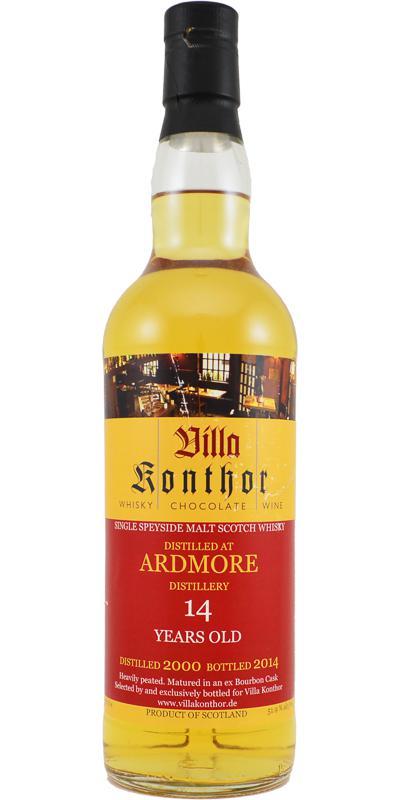 Ardmore 2000 VK