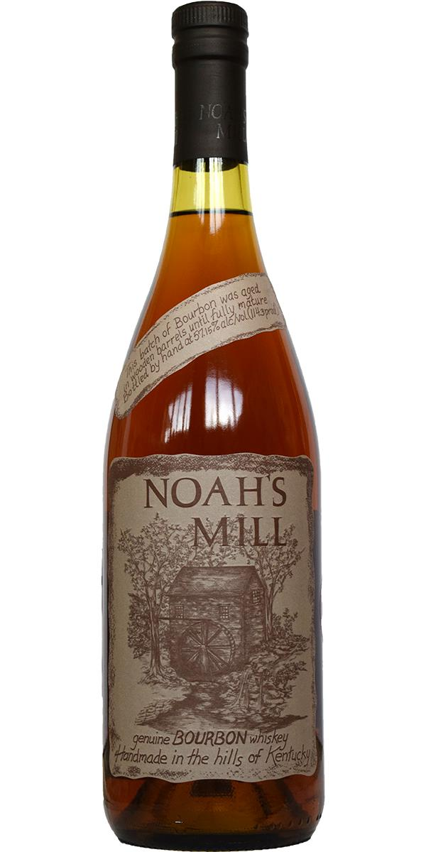 Noah's Mill Genuine Bourbon Whiskey