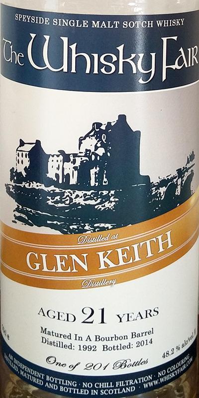 Glen Keith 1992 WF