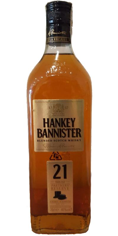Hankey Bannister 21-year-old