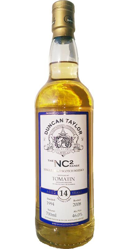 Tomatin 1994 DT