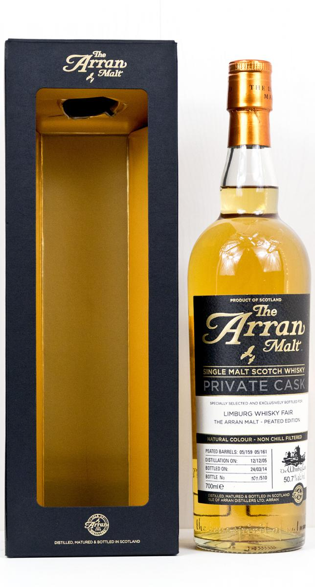 Arran 2005 - Peated Edition