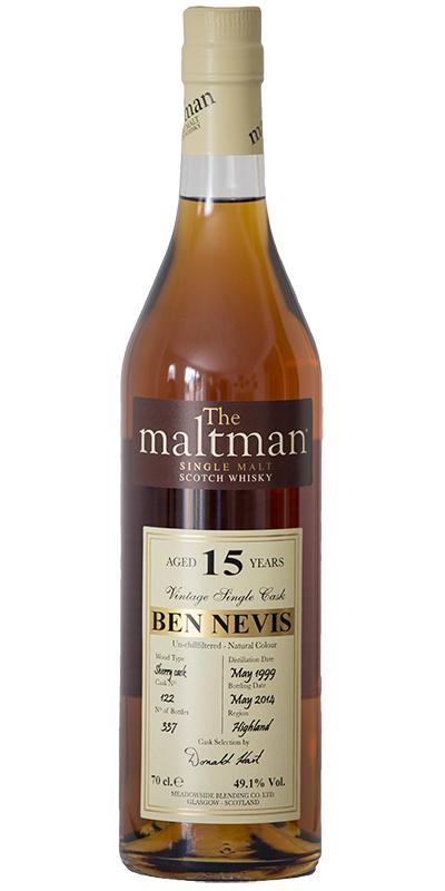 Ben Nevis 1999 MBl