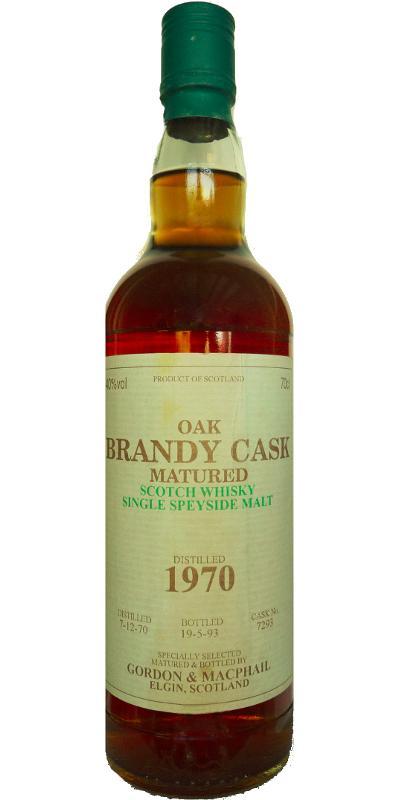 Brandy Cask 1970 GM