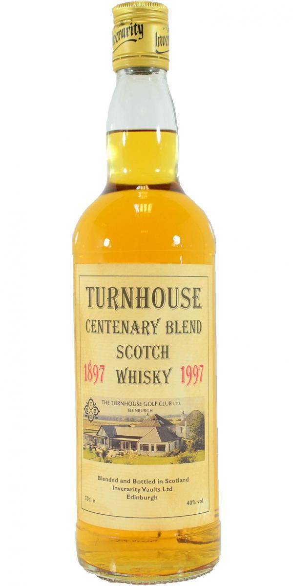 Turnhouse Centenary Blend Scotch Whisky 1897 - 1997