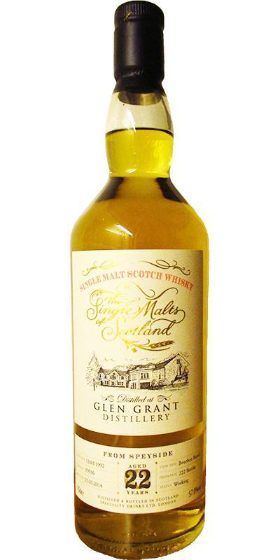 Glen Grant 1992 SMS
