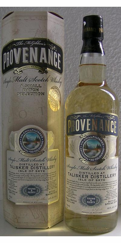 Talisker Young & Feisty McG