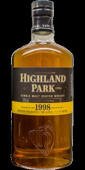 Highland Park 1998