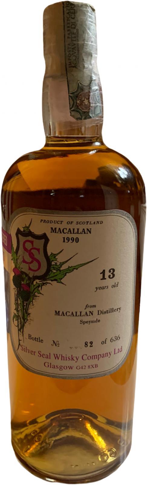 Macallan 1990 SS