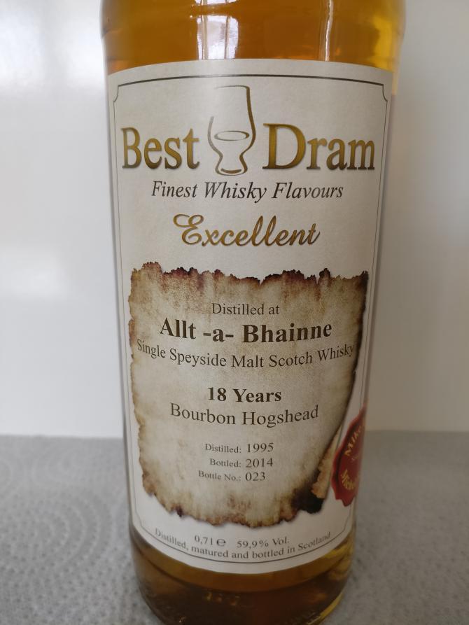 Allt-a-Bhainne 1995 BD