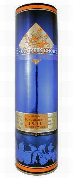 Bunnahabhain 1991 CC