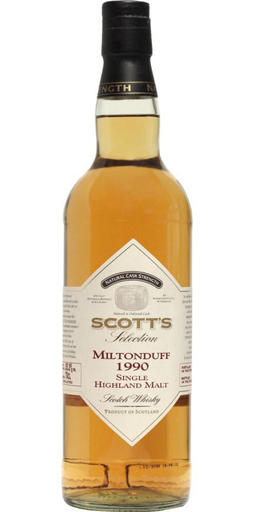 Miltonduff 1990 Sc