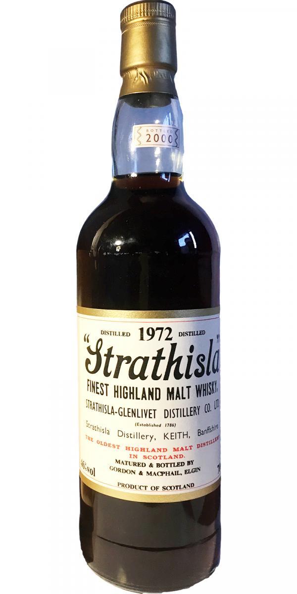 Strathisla 1972 GM