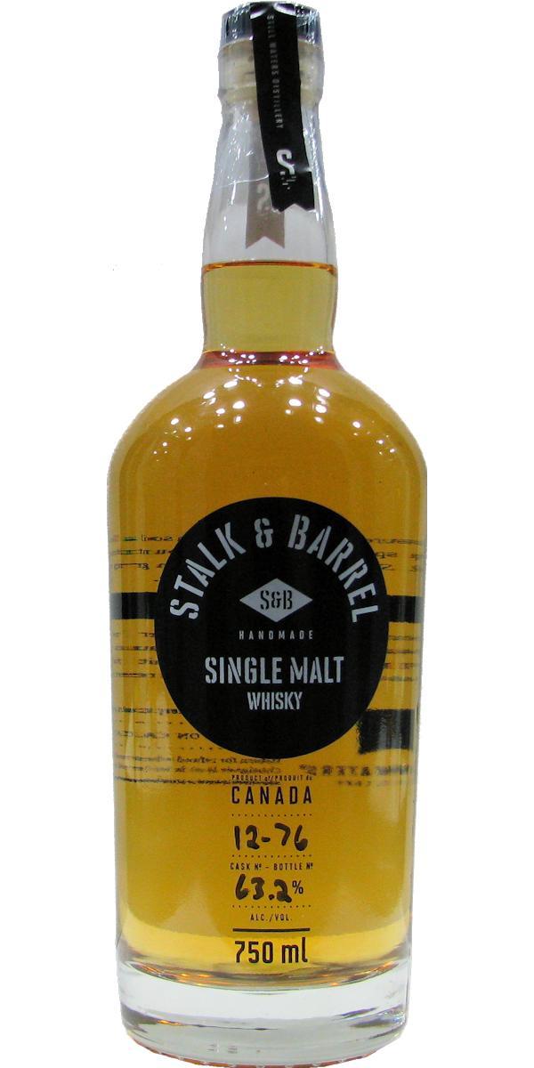 Stalk & Barrel 2010