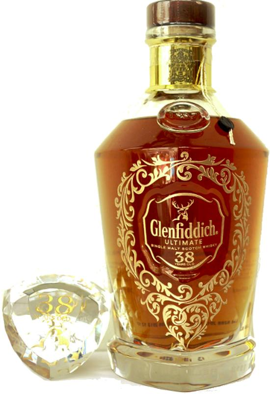 Glenfiddich 38-year-old - Ultimate