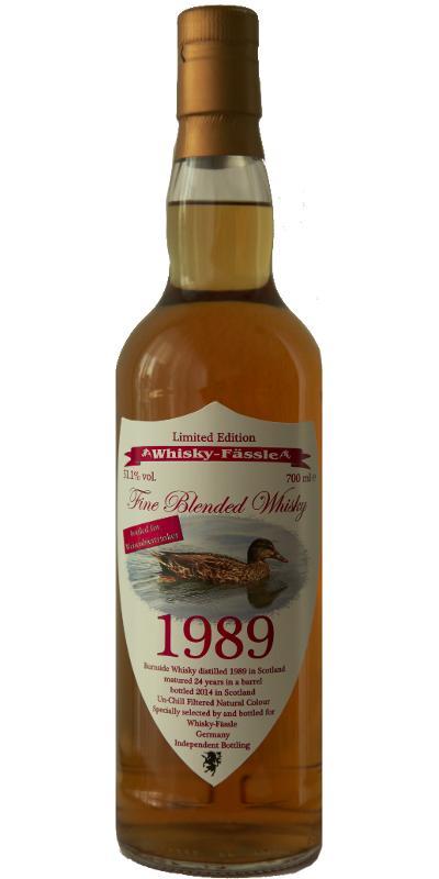 Burnside 1989 W-F