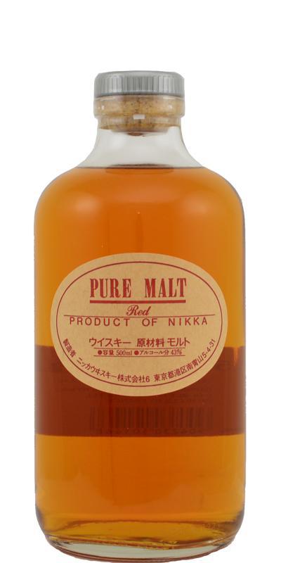 Nikka Pure Malt - Red