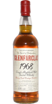 Glenfarclas 1968