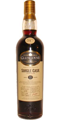 Glengoyne 1997 Spanish Oak