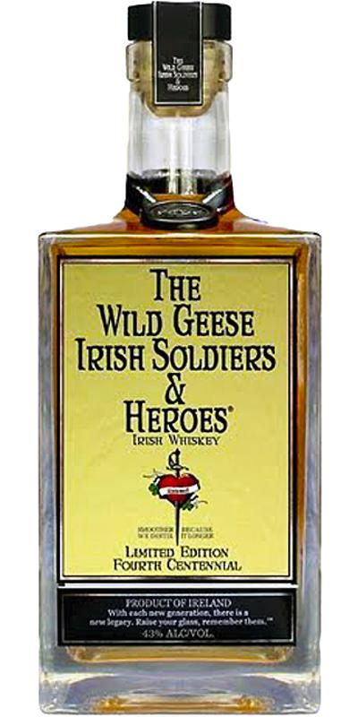 The Wild Geese Irish Soldiers & Heroes