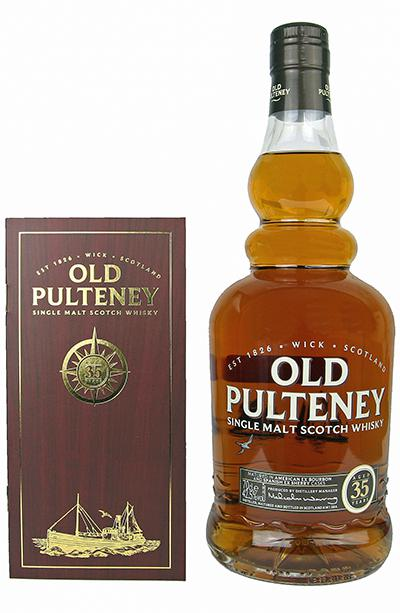 Old Pulteney 35-year-old