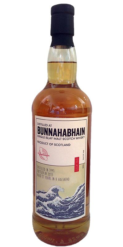 Bunnahabhain 1991 K&L