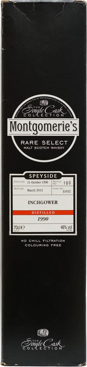 Inchgower 1990 Mg