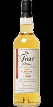 Glen Spey 1999 ED
