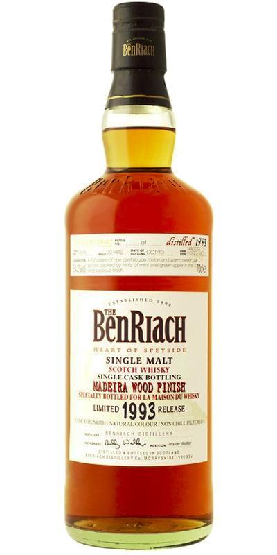 BenRiach 1993